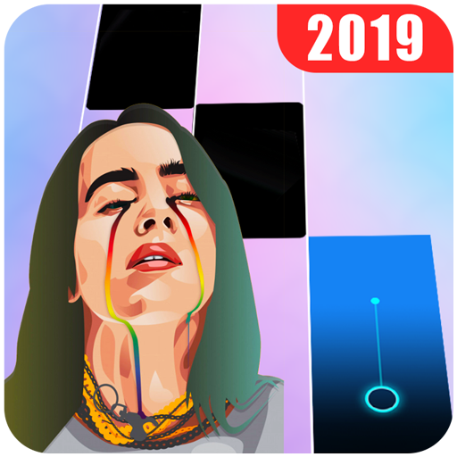 Piano Tiles: Billie Eilish  (Unlimited money,Mod) for Android 2.1