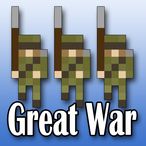 Pixel Soldiers: The Great War  (Unlimited money,Mod) for Android 2.30