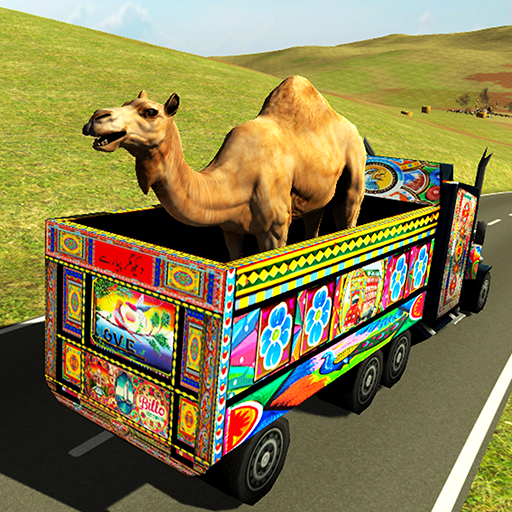 Pk Eid Animal Transport Truck  (Unlimited money,Mod) for Android 1.3.2