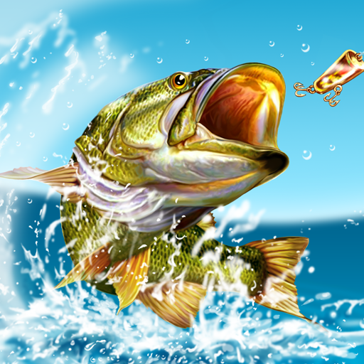 Pocket Fishing  (Unlimited money,Mod) for Android 2.8.03