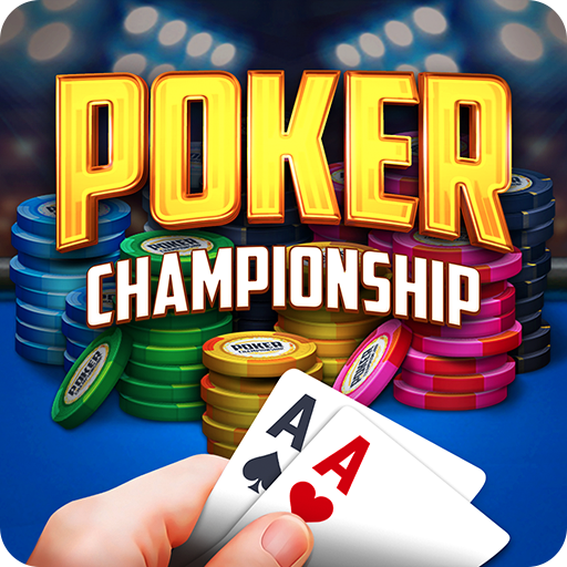 Poker Championship – Holdem  (Unlimited money,Mod) for Android 3.1.8