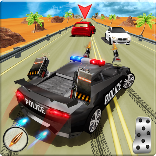 Police Highway Chase in City – Crime Racing Games  (Unlimited money,Mod) for Android 1.3.1