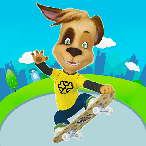 Pooches: Skateboard  (Unlimited money,Mod) for Android 1.2.2