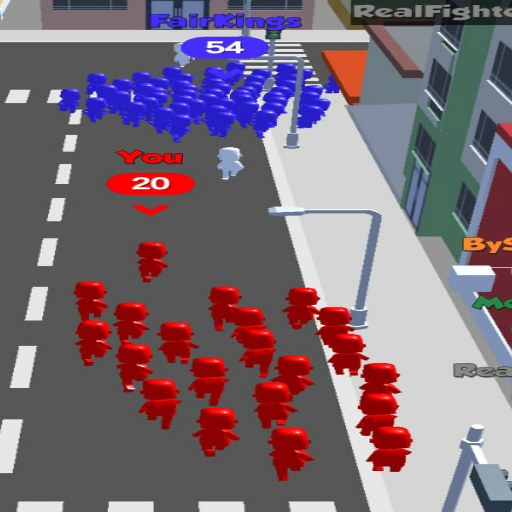 Popular City War  (Unlimited money,Mod) for Android 0.2