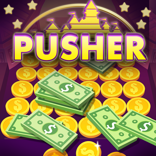 Pusher Mania  (Unlimited money,Mod) for Android 1.2