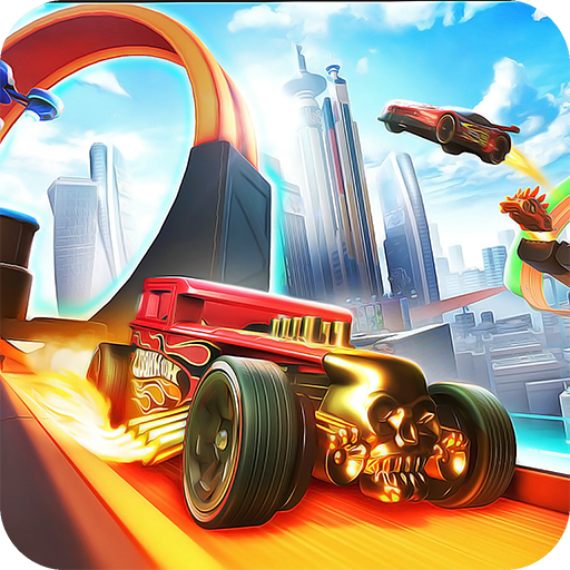 Race Off – stunt car crashing infinite loop racing  (Unlimited money,Mod) for Android 3.1.1