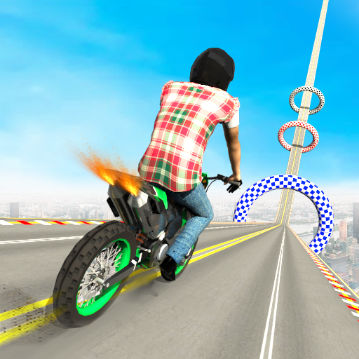 Ramp Bike Stunts 2020: Stunt Bike Racing Master  (Unlimited money,Mod) for Android 1.01