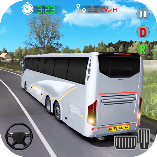 Real Bus Parking: Parking Games 2020  (Unlimited money,Mod) for Android 0.1