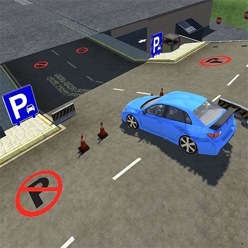 Real Car Parking: Basement Driving School Sim 3D  (Unlimited money,Mod) for Android 1.3