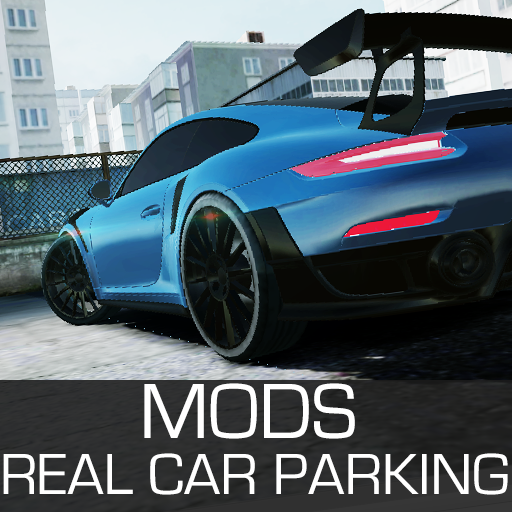 Real Car Parking – Mods  (Unlimited money,Mod) for Android ㌀⸀㈀