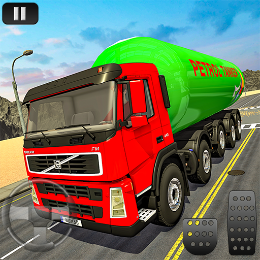 Real Manual Truck 3d simulator 2020  (Unlimited money,Mod) for Android 4.5