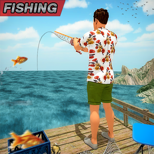 Reel Fishing sim 2018  – Ace fishing game  (Unlimited money,Mod) for Android 1.5
