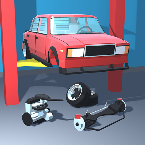 Retro Garage – Car Mechanic Simulator  (Unlimited money,Mod) 1.8.0 for Android