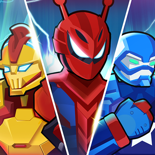 Robot Super: Hero Champions  (Unlimited money,Mod) for Android 1.0.7