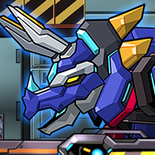 Robotforce – Mechadino : Triceratops  (Unlimited money,Mod) for Android 1.1