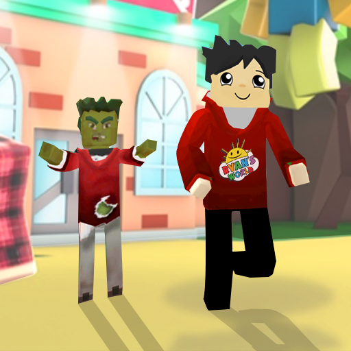 Ryan Robloks Runner  (Unlimited money,Mod) for Android 2.0