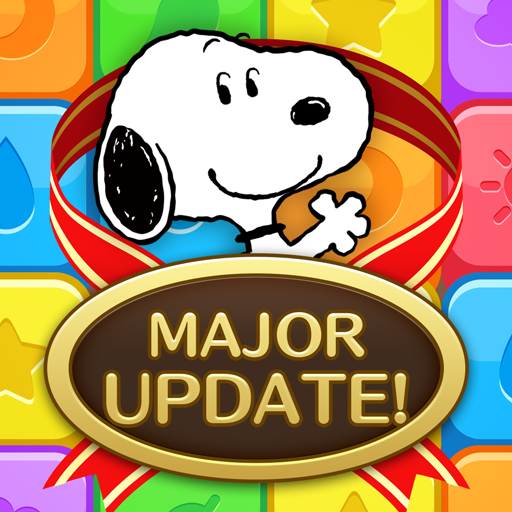 SNOOPY Puzzle Journey  (Unlimited money,Mod) for Android 1.06.03