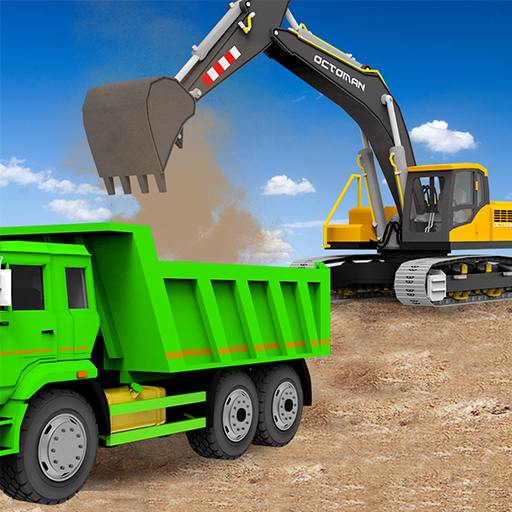Sand Excavator Simulator 2021: Truck Driving Games  5.8.2 (Unlimited money,Mod) for Android