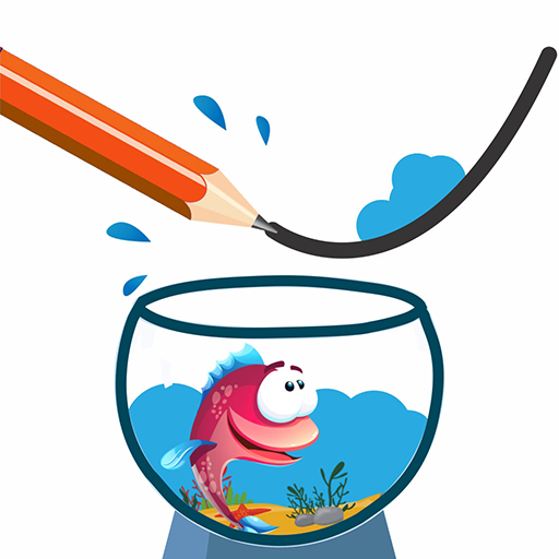 Save The Fish – Physics Puzzle Game  (Unlimited money,Mod) for Android 1.3