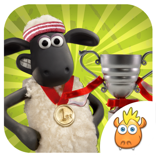 Shaun the Sheep Brain Games  (Unlimited money,Mod) for Android 9.5