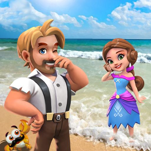 Shipwrecked:Castaway Island  (Unlimited money,Mod) for Android 3.3.9