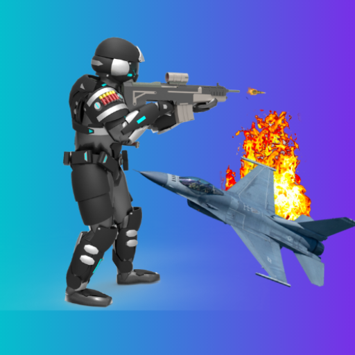 Shooter Robot : Plane , Tank Shooting  (Unlimited money,Mod) for Android 1.0.1