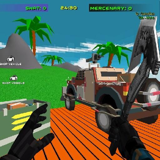 Shooting Combat Swat  Desert Storm Vehicle Wars  (Unlimited money,Mod) for Android 1.19
