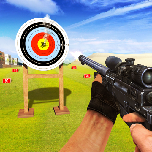 Shooting Master – free shooting games  (Unlimited money,Mod) for Android  2.0.0