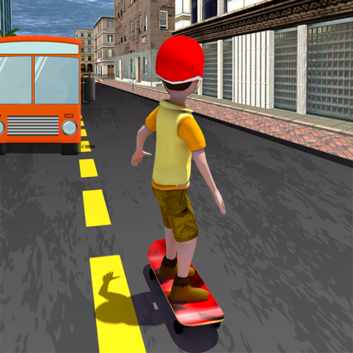 Skate Surfers  (Unlimited money,Mod) for Android 3.0.22001