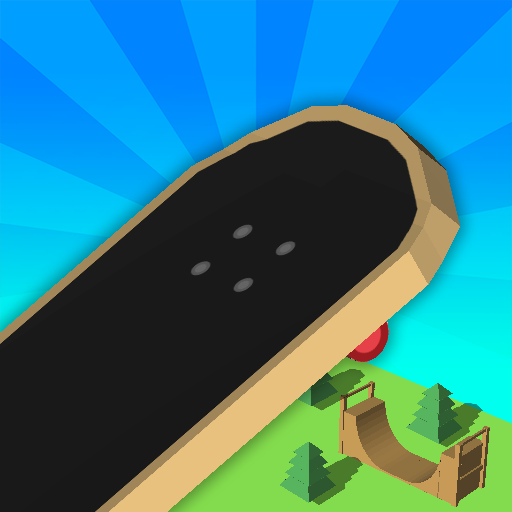 Skatepark – A Skateboard adventure  (Unlimited money,Mod) for Android Production118