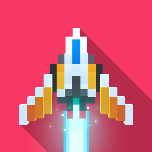 Sky Wings: Pixel Fighter 3D  (Unlimited money,Mod) for Android 2.4.4