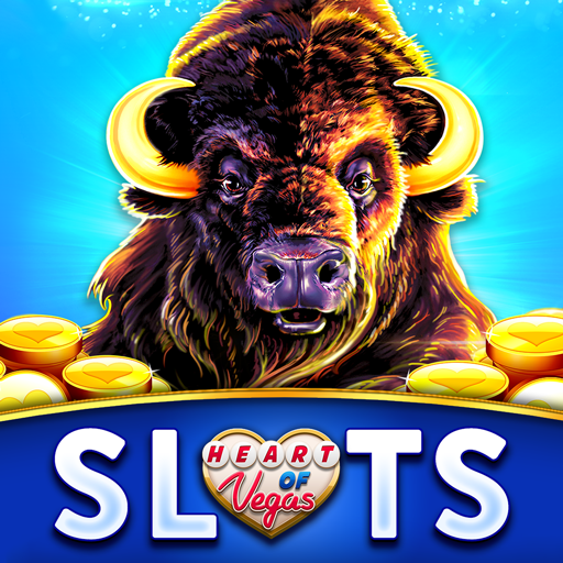 Slots: Heart of Vegas™ – Free Casino Slots Games  (Unlimited money,Mod) for Android 4.23.43
