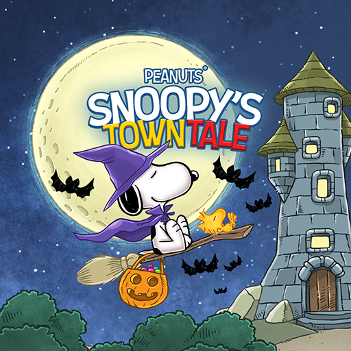 Snoopy's Town Tale – City Building Simulator  (Unlimited money,Mod) for Android 3.7.3