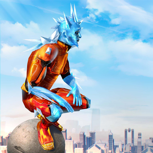 Snow Storm Superhero  (Unlimited money,Mod) fo 1.1.1 r Android