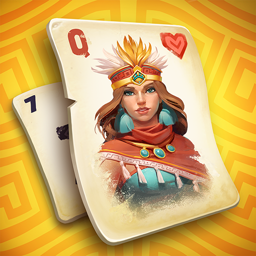 Solitaire Treasure of Time  (Unlimited money,Mod) for Android 1.99.6