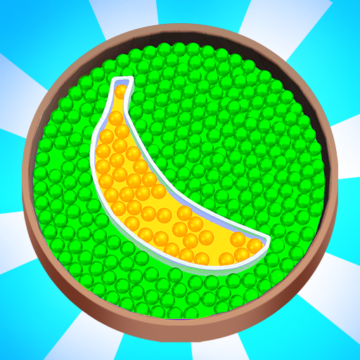 Sorting Beads: Stencil Fill  (Unlimited money,Mod) for Android 3