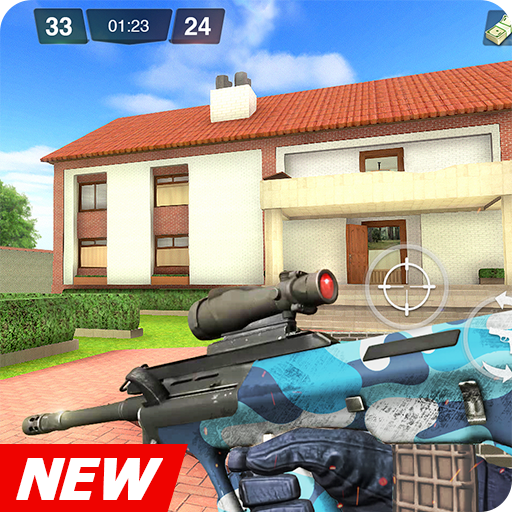 Special Ops: FPS PvP War-Online gun shooting games  (Unlimited money,Mod) for Android 1.2.3