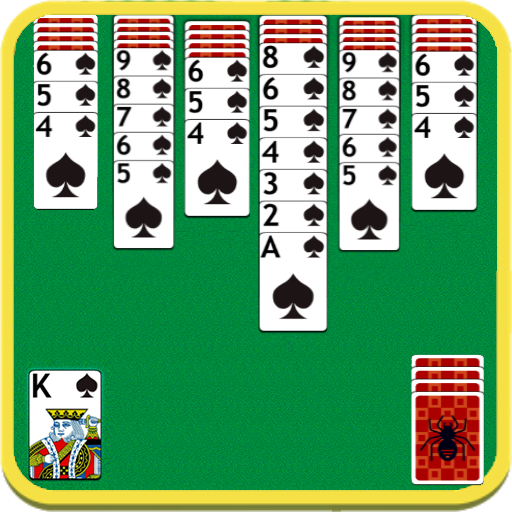 Spider Solitaire  (Unlimited money,Mod) for Android 4.7.3