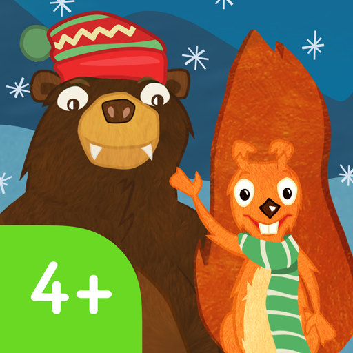 Squirrel & Bär – Wintersause  (Unlimited money,Mod) for Android 1.12