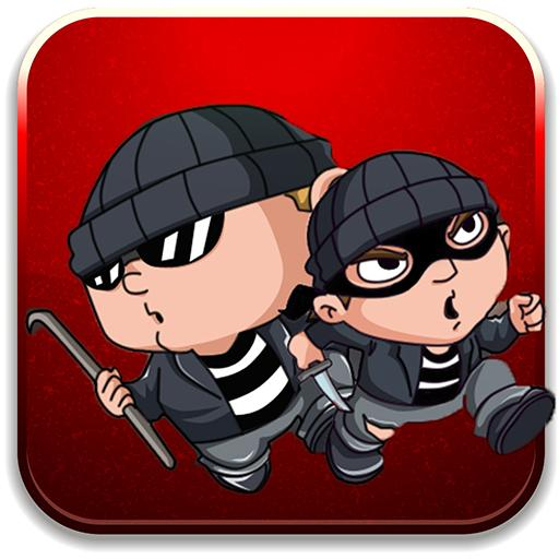Stealing the diamond in cops and robbers game  (Unlimited money,Mod) for Android 1.5