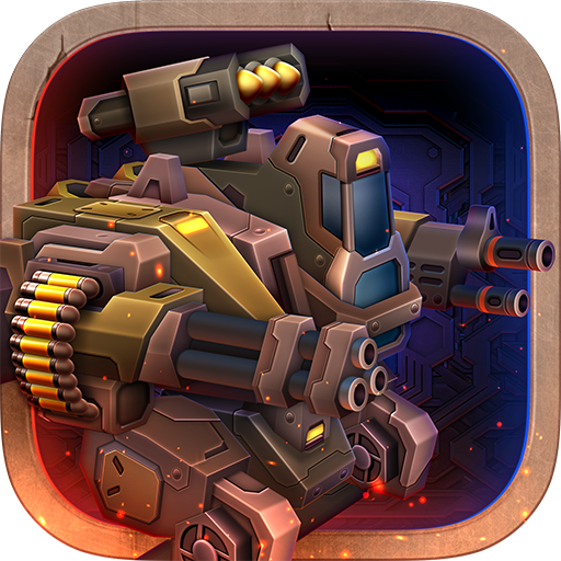Steel Wars Royale – Multiplayer Strategy Game  (Unlimited money,Mod) for Android 1.03.03