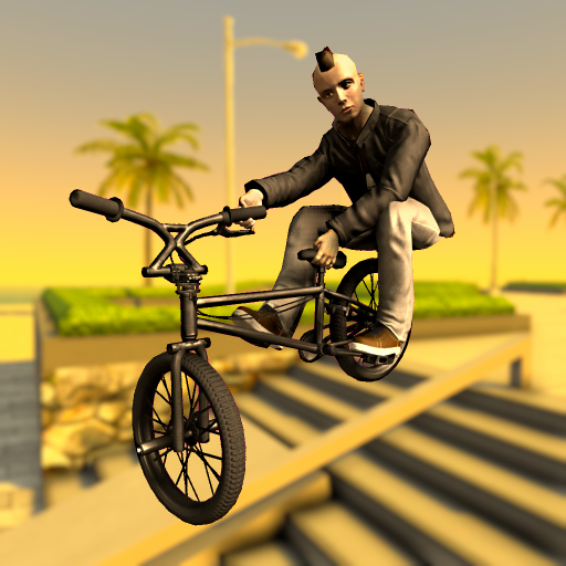 Street Lines: BMX  (Unlimited money,Mod) for Android 1.1.8