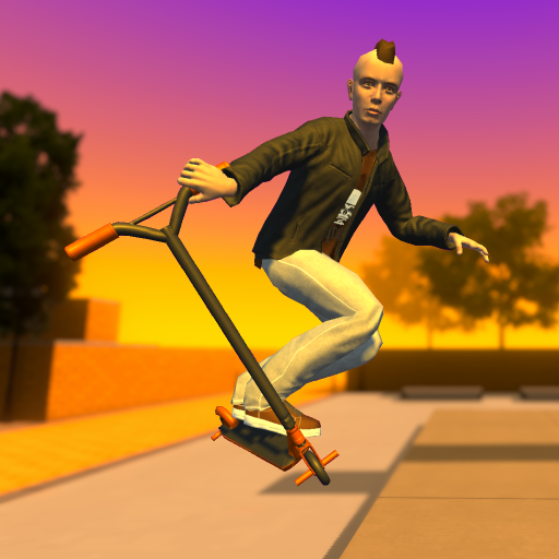 Street Lines: Scooter (Unlimited money,Mod) for Android 1.11