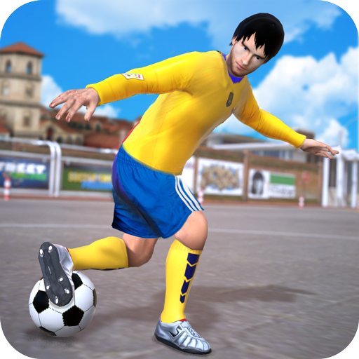 Street Soccer League 2020: Play Live Football Game  (Unlimited money,Mod) for Android 2.6
