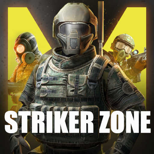 Striker Zone Mobile: Online Shooting Games  (Unlimited money,Mod) for Android 3.23.0.3