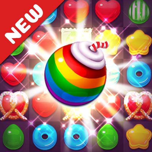 Sugar Land – Sweet Match 3 Puzzle  (Unlimited money,Mod) for Android 1077