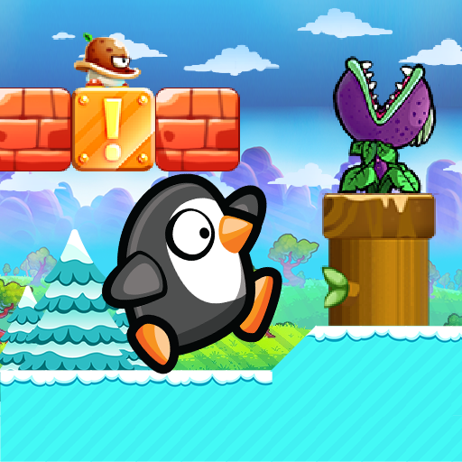 Super Penguin Adventure : free games without wifi  (Unlimited money,Mod) for Android 1.0