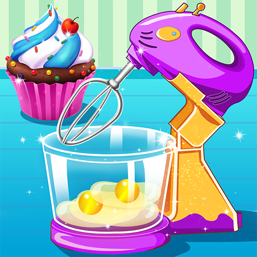 🧁🧁Sweet Cake Shop 3 – Cupcake Fever  (Unlimited money,Mod)  5.3.5026 for Android