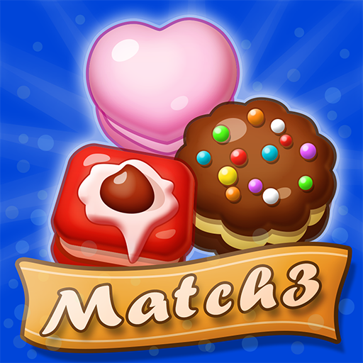 Sweet Macaron : Match 3  (Unlimited money,Mod) for Android 1.2.5