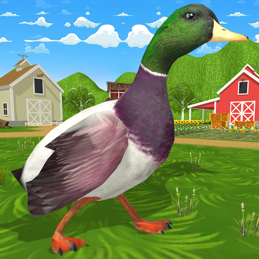 Talking Duck  (Unlimited money,Mod) for Android 2.1